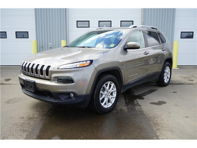 2017 Jeep Cherokee North (Stk: 1714721R) in Thunder Bay - Image 1 of 6