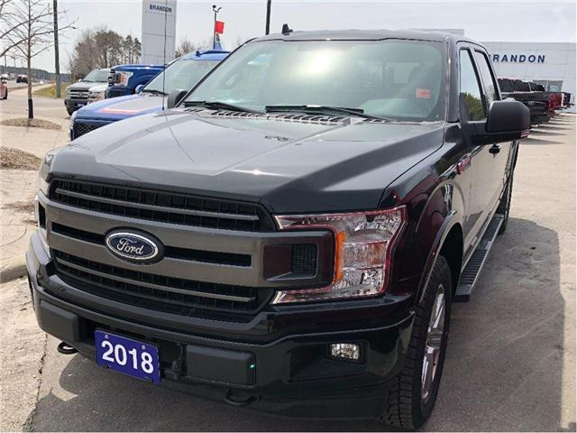 2018 Ford F-150  (Stk: IF18170) in Uxbridge - Image 1 of 5