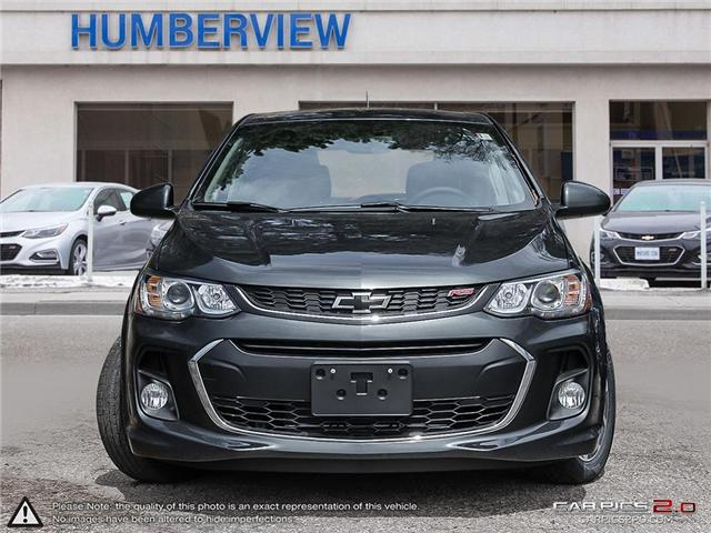 2018 Chevrolet Sonic LT Auto (Stk: 801530) in Toronto - Image 2 of 28