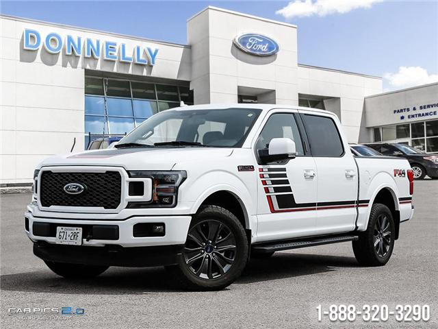 2018 Ford F-150 Lariat (Stk: DR286) in Ottawa - Image 1 of 29