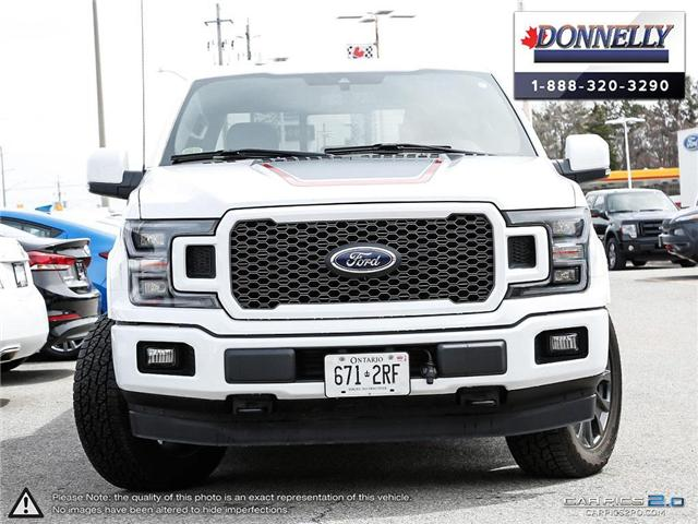 2018 Ford F-150 Lariat (Stk: DR286) in Ottawa - Image 2 of 29
