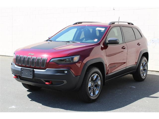 2019 Jeep Cherokee Trailhawk (Stk: D107792) in Courtenay - Image 2 of 29