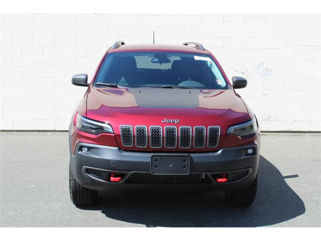 2019 Jeep Cherokee Trailhawk (Stk: D107792) in Courtenay - Image 22 of 29