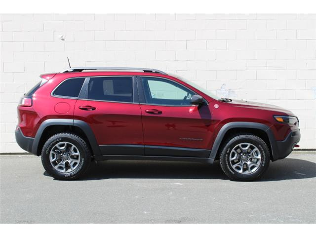 2019 Jeep Cherokee Trailhawk (Stk: D107792) in Courtenay - Image 24 of 29