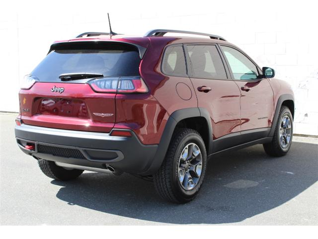 2019 Jeep Cherokee Trailhawk (Stk: D107792) in Courtenay - Image 4 of 29