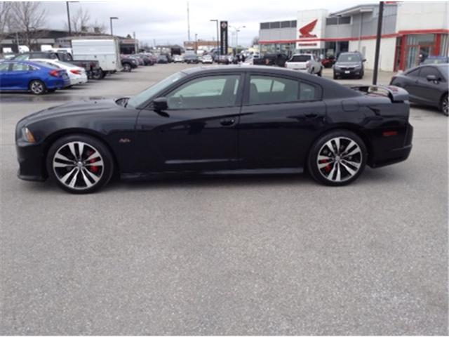 2012 Dodge Charger SRT8 (Stk: U124P1) in Barrie - Image 2 of 22