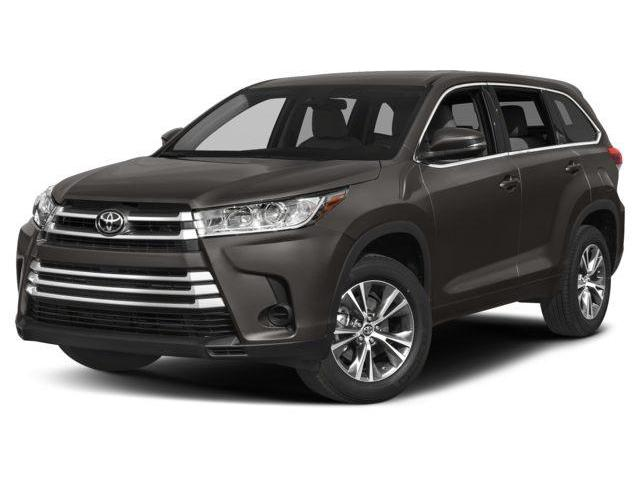 2018 Toyota Highlander LE (Stk: 8HG555) in Georgetown - Image 1 of 8