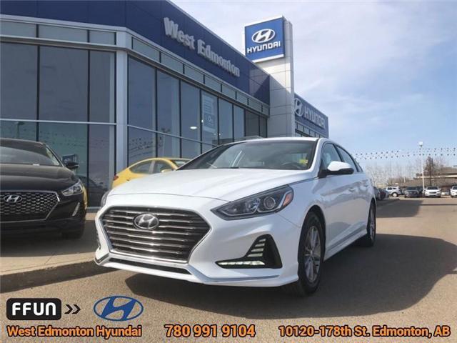 2018 Hyundai Sonata GL (Stk: E4003) in Edmonton - Image 1 of 23