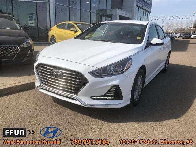 2018 Hyundai Sonata GL (Stk: E4003) in Edmonton - Image 2 of 23