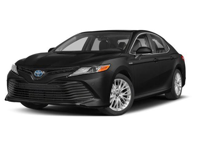 2018 Toyota Camry Hybrid