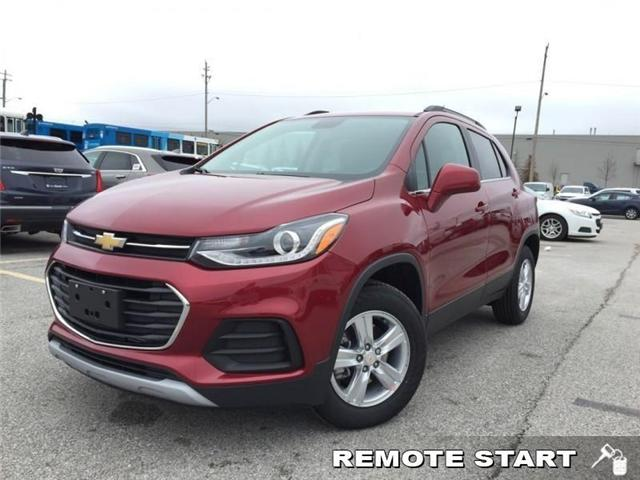 2018 Chevrolet Trax LT (Stk: L341320) in Newmarket - Image 1 of 26