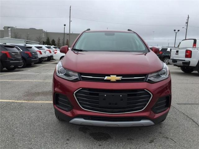 2018 Chevrolet Trax LT (Stk: L341320) in Newmarket - Image 8 of 26