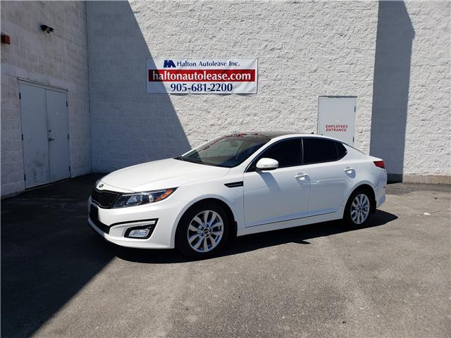 2014 Kia Optima EX Luxury (Stk: 309670) in Burlington - Image 1 of 6