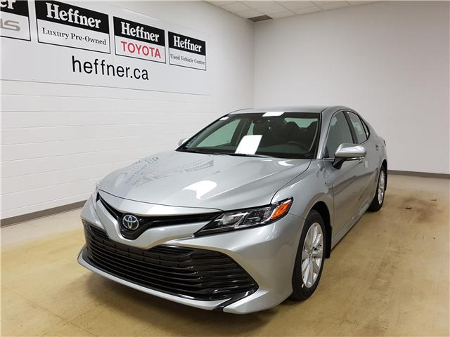 2018 Toyota Camry Hybrid LE (Stk: 181283) in Kitchener - Image 1 of 3