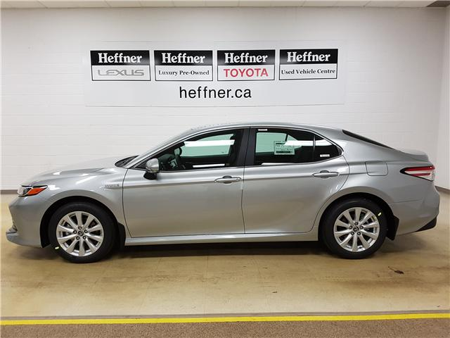2018 Toyota Camry Hybrid LE (Stk: 181283) in Kitchener - Image 2 of 3