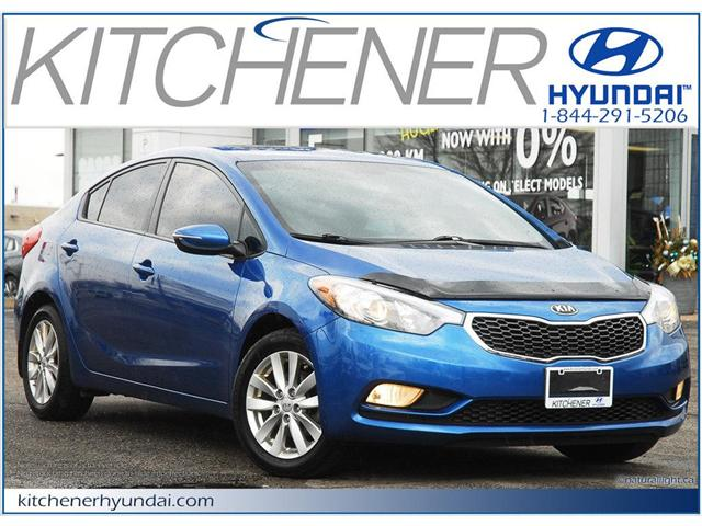 2014 Kia Forte LX // AUTO // AC // SUNROOF // at $11139 for sale in ...