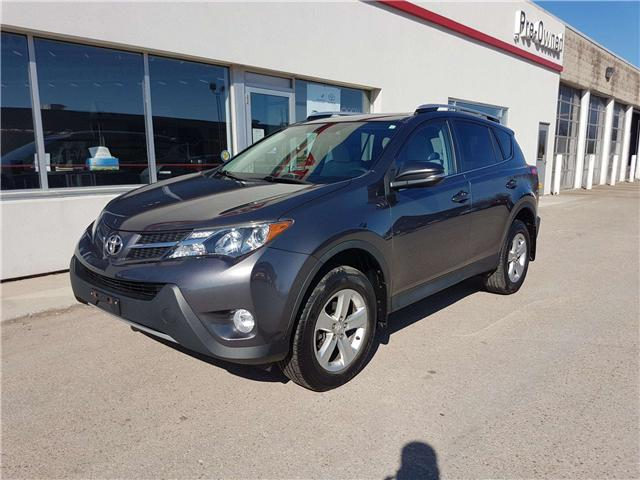 2014 Toyota RAV4 XLE (Stk: A01251) in Guelph - Image 1 of 29