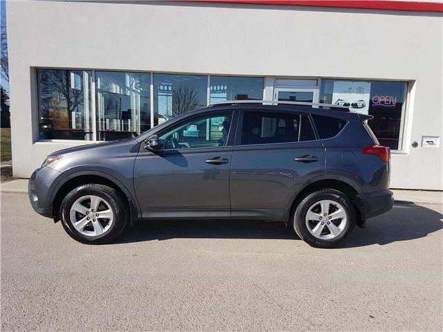 2014 Toyota RAV4 XLE (Stk: A01251) in Guelph - Image 2 of 29
