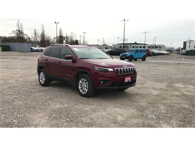 2019 Jeep Cherokee North (Stk: 1902) in Windsor - Image 2 of 11