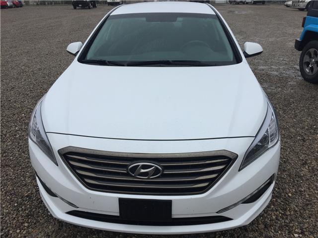2017 Hyundai Sonata GL (Stk: 880) in Belmont - Image 2 of 6