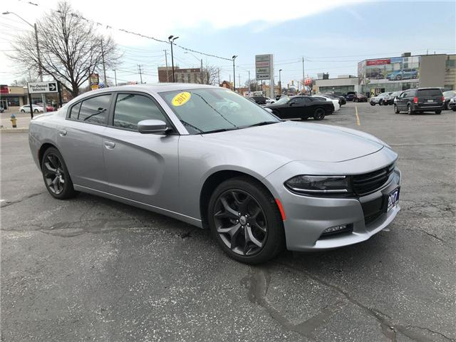 2017 Dodge Charger SXT (Stk: 44420) in Windsor - Image 1 of 9