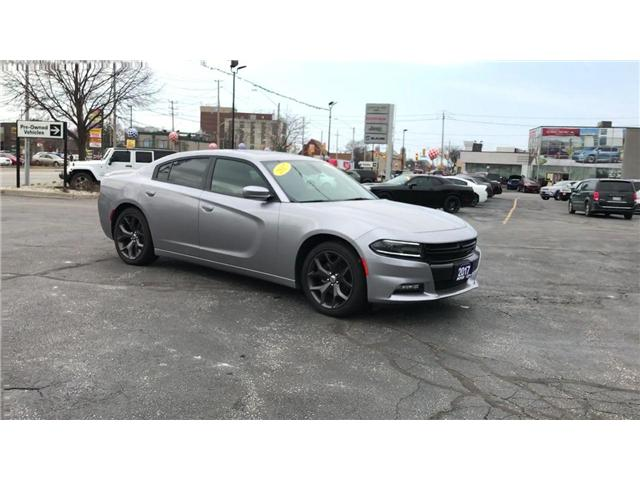 2017 Dodge Charger SXT (Stk: 44420) in Windsor - Image 2 of 9