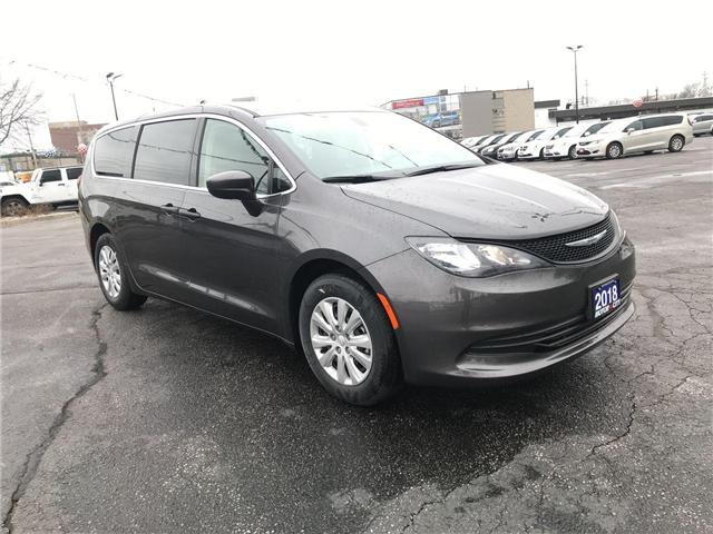 2018 Chrysler Pacifica L (Stk: 1823) in Windsor - Image 1 of 11