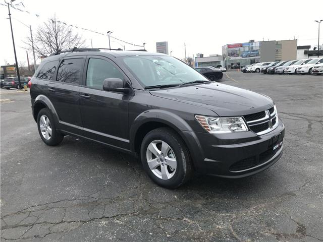2018 Dodge Journey CVP/SE (Stk: 18423) in Windsor - Image 1 of 11