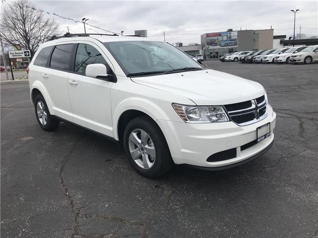 2018 Dodge Journey CVP/SE (Stk: 18440) in Windsor - Image 1 of 11