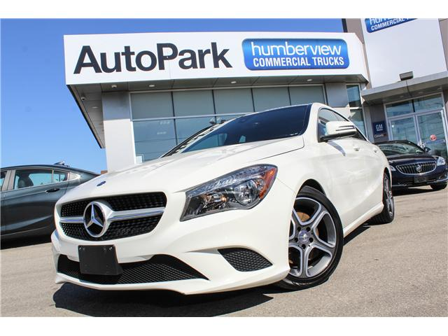 Used 2016 mercedes benz cla class base for sale in toronto for Used mercedes benz cla class
