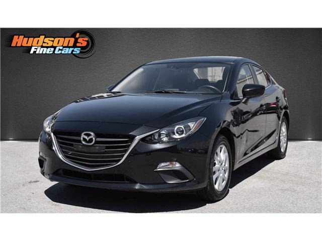 2016 Mazda Mazda3 GS (Stk: 88209) in Toronto - Image 1 of 23