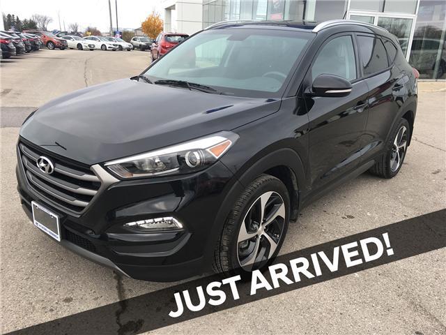 2016 Hyundai Tucson Premium 1.6 (Stk: 65055) in Goderich - Image 1 of 20