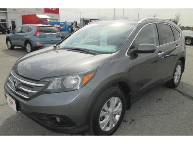 2013 Honda CR-V Touring (Stk: K12690A) in Kanata - Image 1 of 11