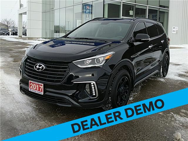 2017 Hyundai Santa Fe XL Limited (Stk: 70024) in Goderich - Image 1 of 22