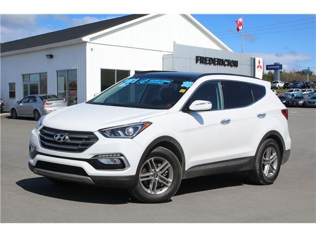 2018 Hyundai Santa Fe Sport 2.4 SE (Stk: 180139A) in Fredericton - Image 1 of 29