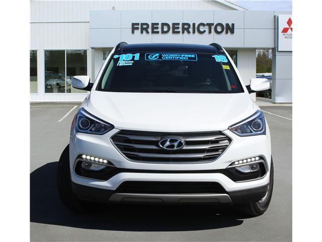 2018 Hyundai Santa Fe Sport 2.4 SE (Stk: 180139A) in Fredericton - Image 2 of 29