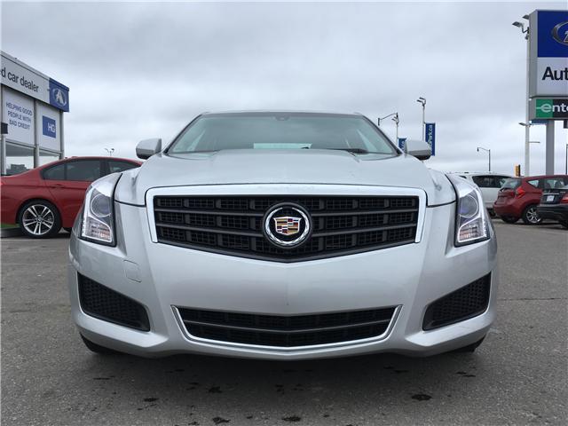 2014 Cadillac ATS  (Stk: 14-62676) in Brampton - Image 2 of 25