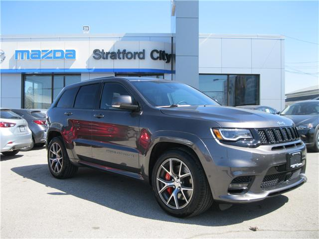 2017 Jeep Grand Cherokee SRT (Stk: 18105A) in Stratford - Image 1 of 30