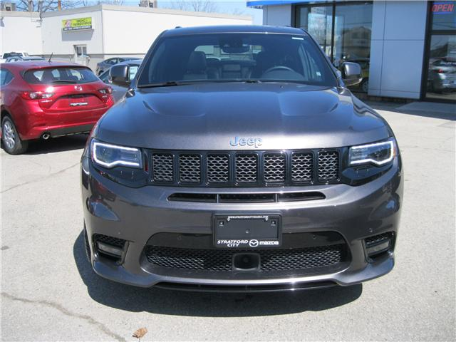 2017 Jeep Grand Cherokee SRT (Stk: 18105A) in Stratford - Image 2 of 30