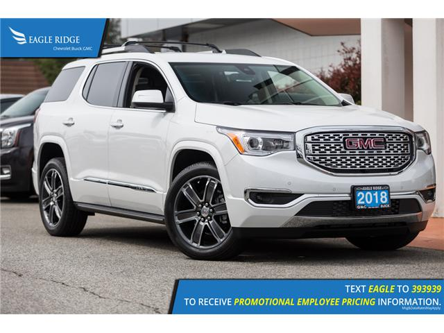 2018 GMC Acadia Denali (Stk: 84212A) in Coquitlam - Image 1 of 27