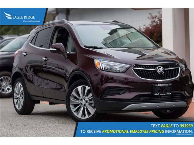 2018 Buick Encore Preferred (Stk: 86607A) in Coquitlam - Image 1 of 22