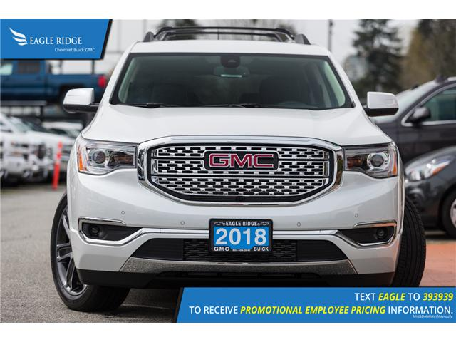 2018 GMC Acadia Denali (Stk: 84212A) in Coquitlam - Image 2 of 27