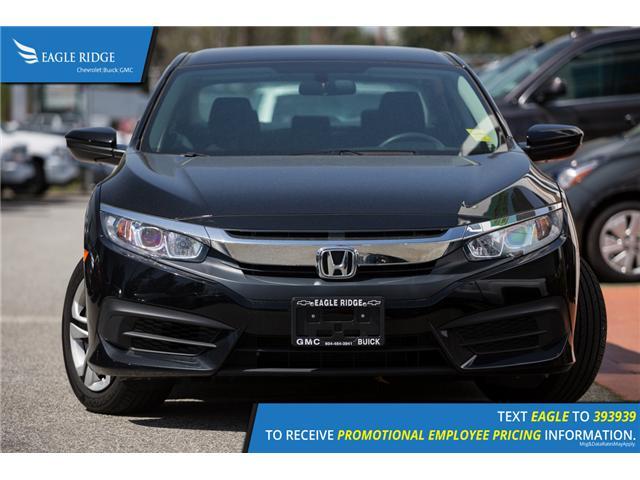 2017 Honda Civic LX (Stk: 178943) in Coquitlam - Image 2 of 17