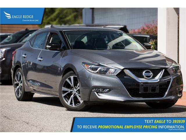 2016 Nissan Maxima SV (Stk: 168441) in Coquitlam - Image 1 of 19