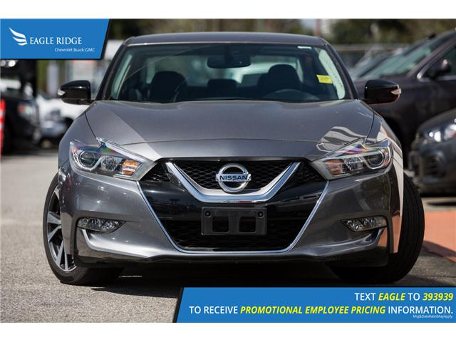 2016 Nissan Maxima SV (Stk: 168441) in Coquitlam - Image 2 of 19