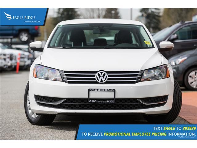 2013 Volkswagen Passat 2.5L Trendline (Stk: 138391) in Coquitlam - Image 2 of 20