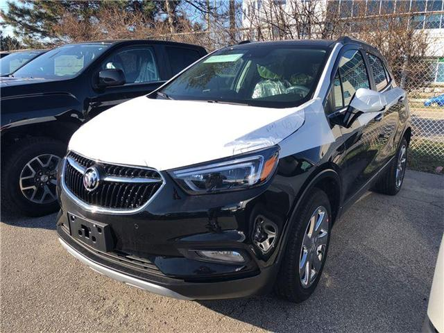 2018 Buick Encore Premium (Stk: 624551) in BRAMPTON - Image 1 of 5