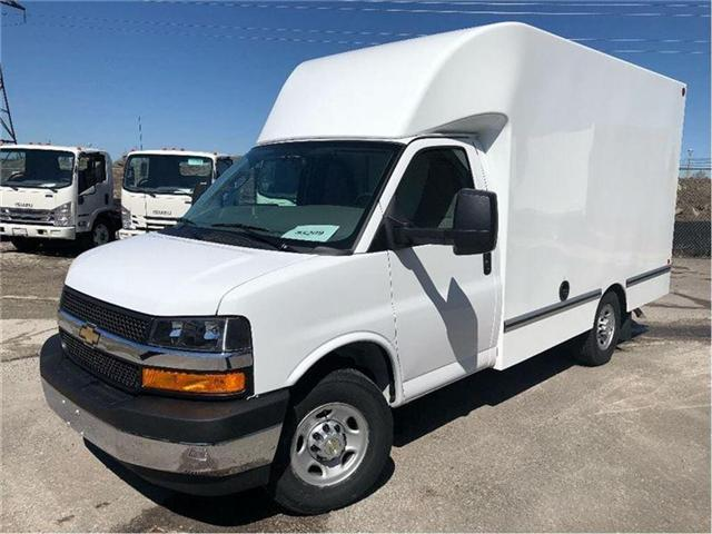 2018 Chevrolet Express 3500 New 2018 Chevrolet Express 3500 SRW WITH 12`Body (Stk: ST85209) in Toronto - Image 1 of 12