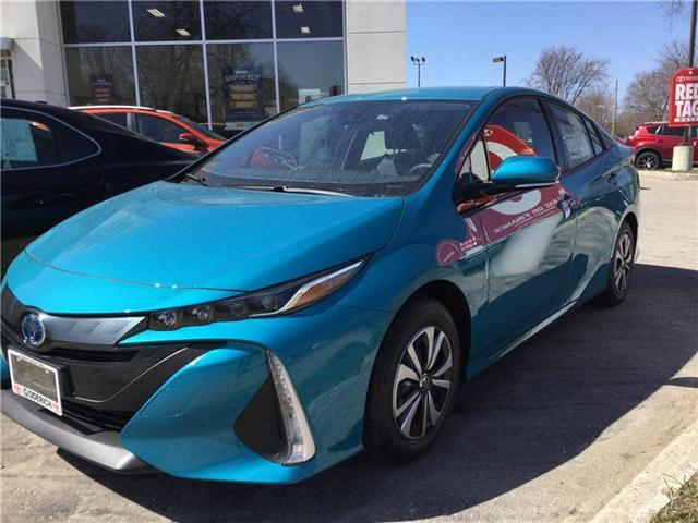 2018 Toyota Prius Prime Upgrade (Stk: N05518) in Goderich - Image 1 of 5