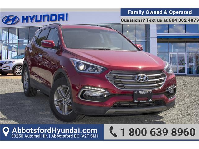 2018 Hyundai Santa Fe Sport 2.4 Premium (Stk: JF517267) in Abbotsford - Image 1 of 27